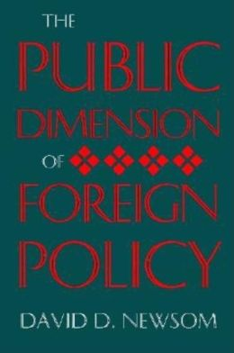 The Public Dimension of Foreign Policy