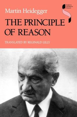 Principle Of Reason