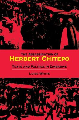 The Assassination Of Herbert Chitepo