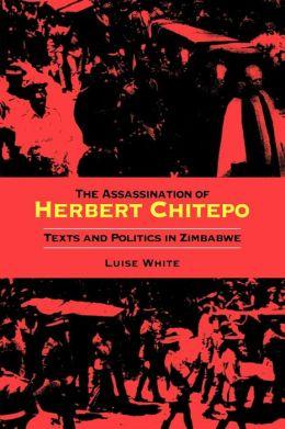 The Assassination Of Herbert Chitepo
