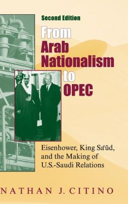 From Arab Nationalism To Opec