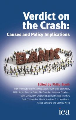 Verdict on the Crash: Causes and Policy Implications