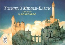 Tolkien's Middle-Earth Postcard Book