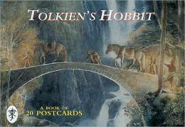 Tolkien's Hobbit Postcard Book