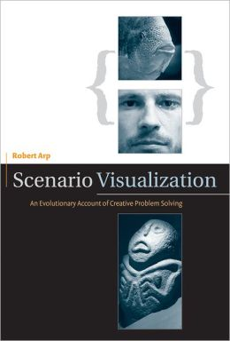Scenario Visualization: An Evolutionary Account of Creative Problem Solving