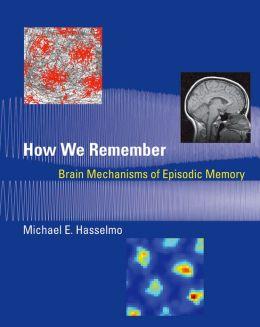 How We Remember: Brain Mechanisms of Episodic Memory