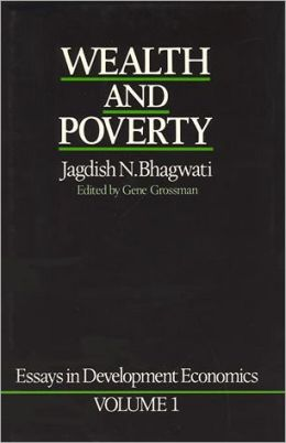 Essays in Development Economics, Volume 1: Wealth and Poverty