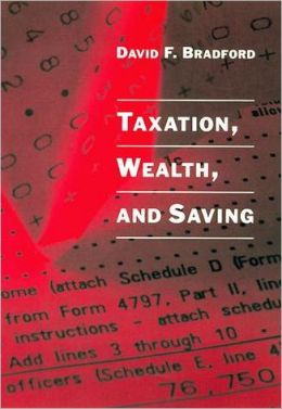 Taxation, Wealth, and Saving