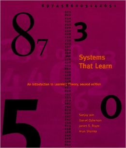 Systems That Learn: An Introduction to Learning Theory