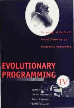 Evolutionary Programming IV: Proceedings of the Fourth Annual Conference on Evolutionary Programming