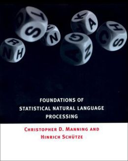 Foundations of Statistical Natural Language Processing