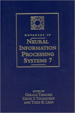 Advances in Neural Information Processing Systems 7: Proceedings of the 1994 Conference