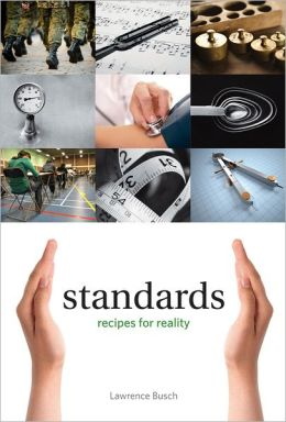 Standards: Recipes for Reality (PagePerfect NOOK Book)
