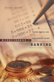 Microeconomics of Banking, second edition (PagePerfect NOOK Book)