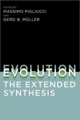 Evolution - the Extended Synthesis (PagePerfect NOOK Book)