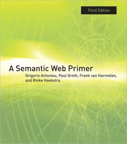 A Semantic Web Primer, third edition (PagePerfect NOOK Book)