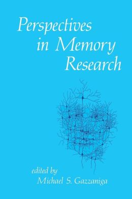 Perspectives In Memory Research