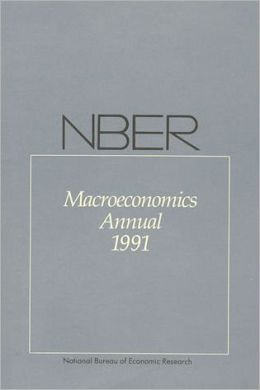NBER Macroeconomics Annual 1991