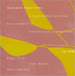 Animated Algorithms: A Hypermedia Learning Environment for Introduction to Algorithms