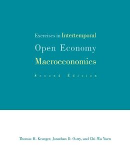 Exercises in Intertemporal Open-Economy Macroeconomics