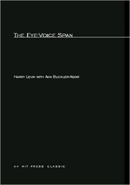 The Eye-Voice Span