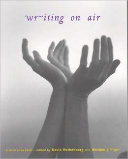 Writing on Air