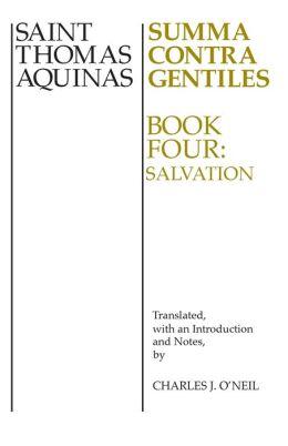 Summa Contra Gentiles Book 4