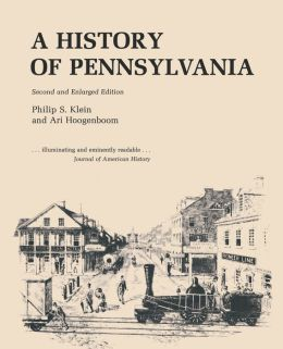 A History of Pennsylvania