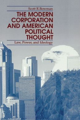 The Modern Corporation And American Political Thought