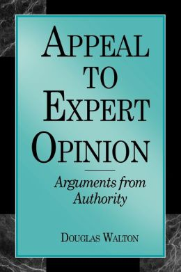 Appeal To Expert Opinion