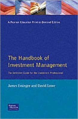 The Handbook of Investment Management