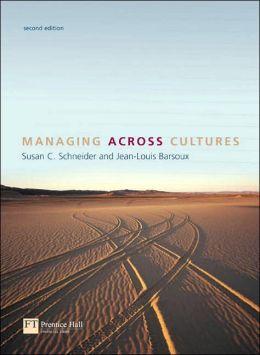Managing Across Cultures