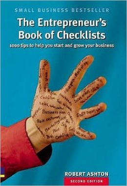 Entrepreneurs Book of Checklists