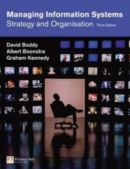 Managing Information Systems, 3rd edition