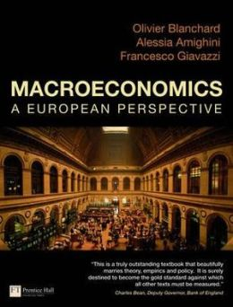 Giavazzi and Blanchard: Macroeconomics A European Perspective
