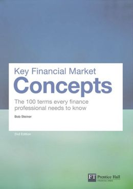 Key Financial Market Concepts: The 100 terms every finance professional needs to know
