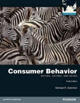 Consumer Behavior with Mymarketinglab