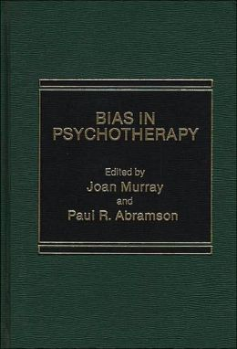 Bias in Psychotherapy