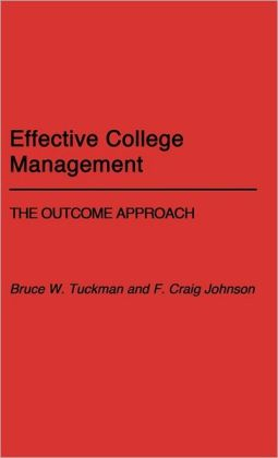 Effective College Management