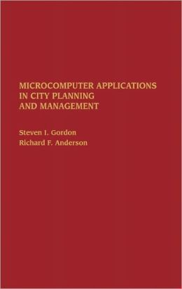 Microcomputer Applications In City Planning And Management