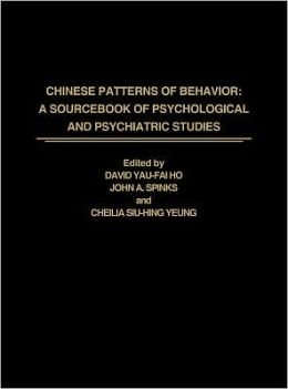 Chinese Patterns Of Behavior