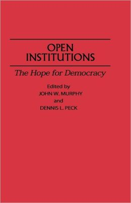 Open Institutions