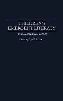 Children's Emergent Literacy