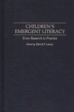 Children's Emergent Literacy