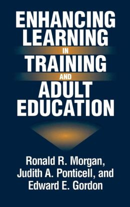 Enhancing Learning in Training and Adult Education