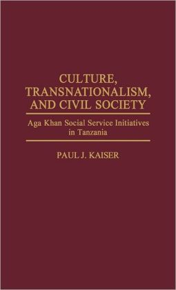 Culture, Transnationalism, And Civil Society
