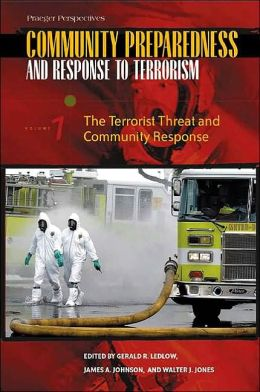Community Preparedness and Response to Terrorism