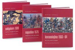 Samurai and Shoguns Set (Three Volumes) (Praeger Illustrated Military History Series)