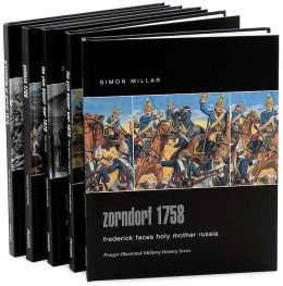 Other Battles 5 Volume Set: The Yom Kippur War 1973, Volumes 1 and 2/Zorndorf 1758/Poltava 1709/Gravelotte-St-Privat 1870 (Praeger Illustrated Military History Series)