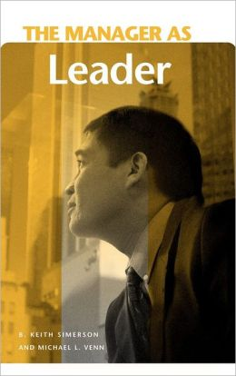 The Manager As Leader